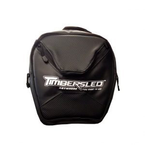 Number Plate Bag by Timbersled